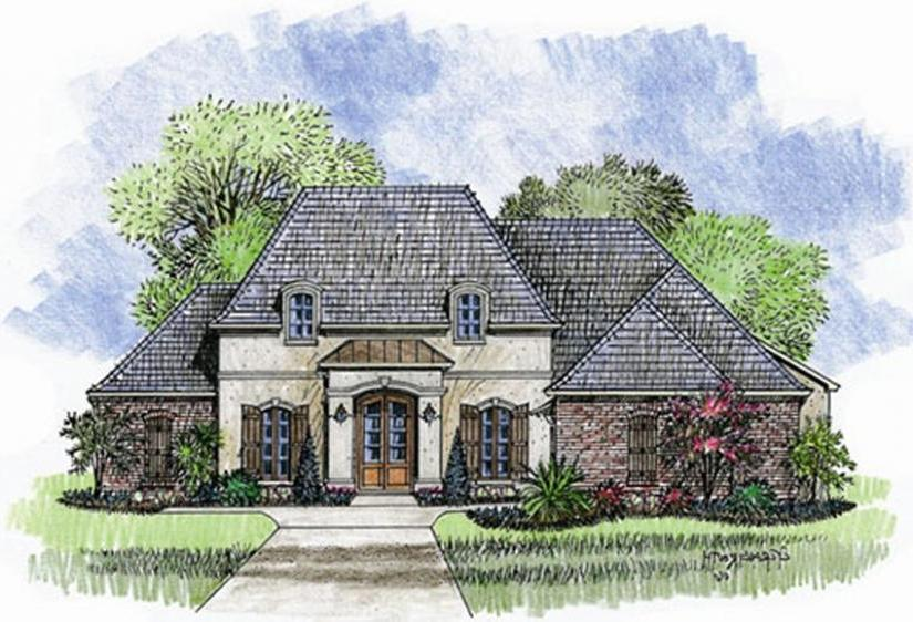 Rustic House Plans With Photos