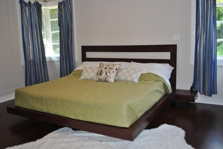 Platform bed designs photos - Build your own king size platform bed ...