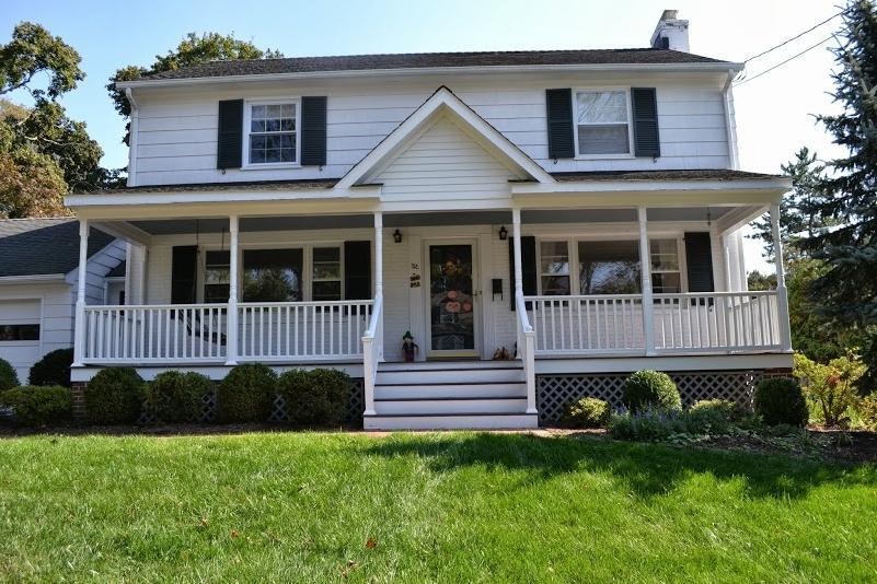 Farm house addition renovation swanson architects - Front Porch Renovation Photos