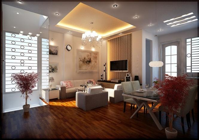 Modern Cozy Interior Design 2