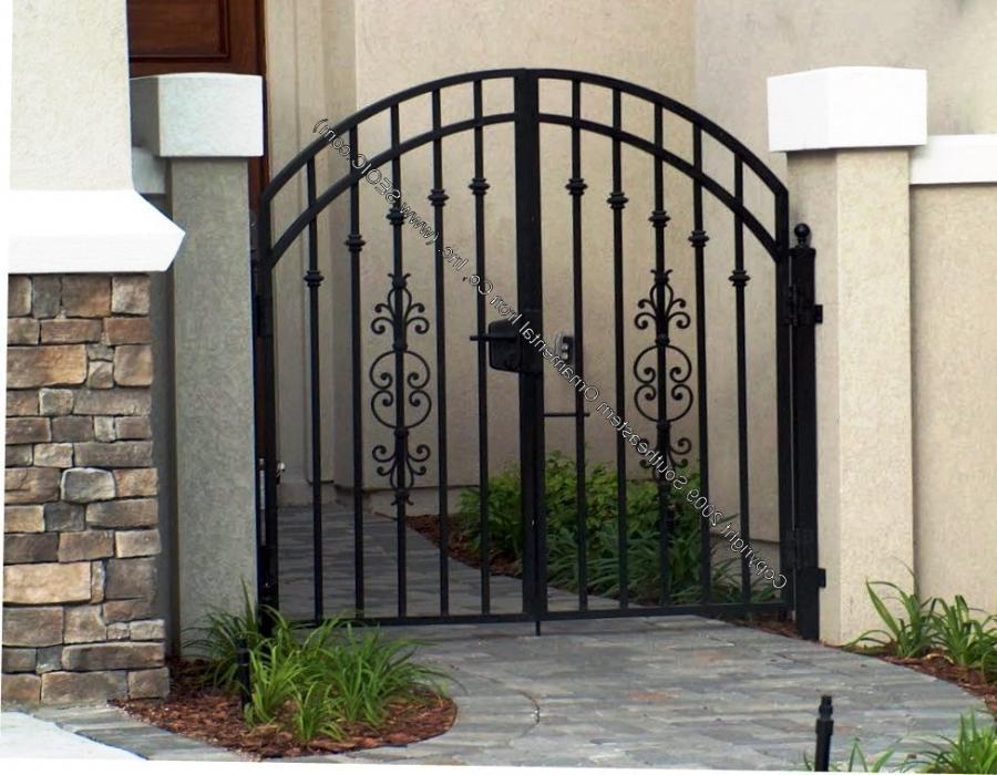 Walk Gates Garden Gates Courtyard Gates Security Gates: House Gates Photos