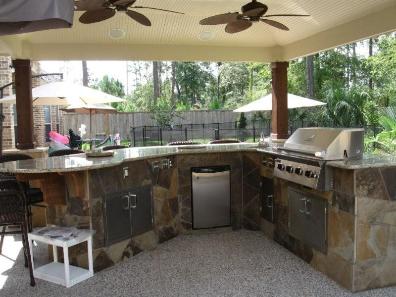... Escapes and More - Outdoor Kitchen ...