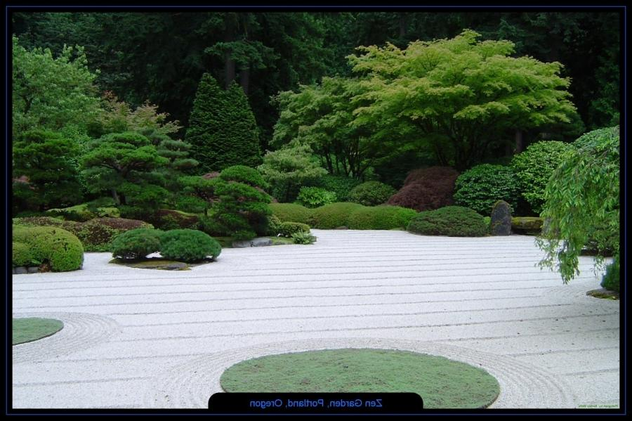 Zen Garden Landscape Photos