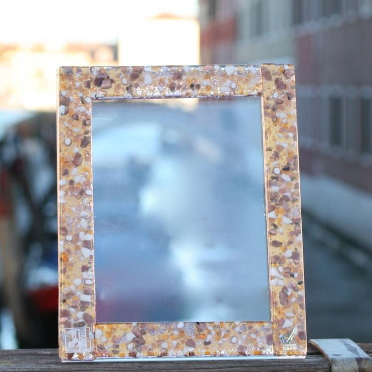 murano glass photo frames uk