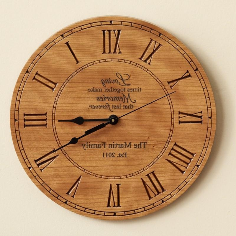 Personalised Clock Wedding Gift India : Personalized Anniversary Gifts at Personal Creations source