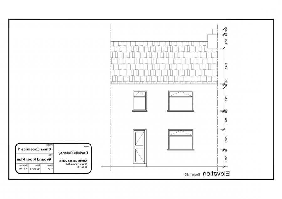 Simple Elevation Plan : Simple house elevation photos