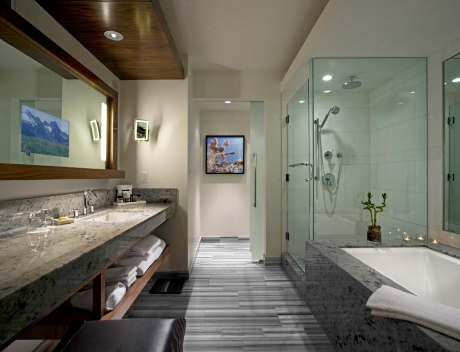 Photos of spa inspired bathrooms for Spa inspired bathroom designs