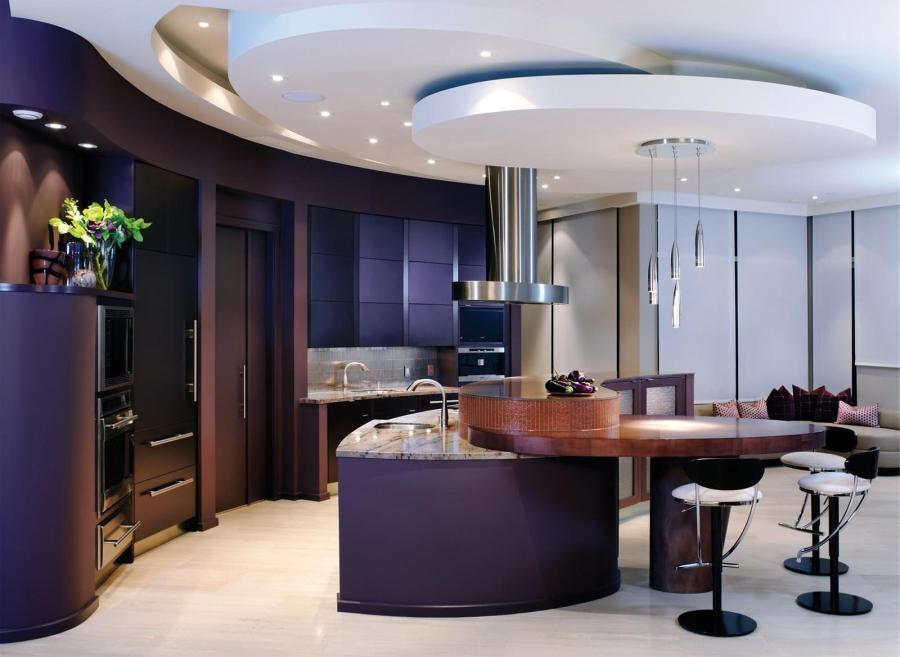 Designer kitchens contemporary photos - Luxurious and contemporary kitchens inspirations ...