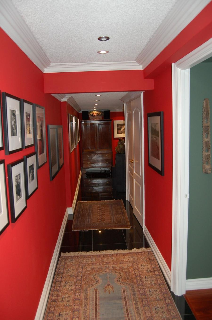 A Vibrant Hallway in Etobicoke, ON