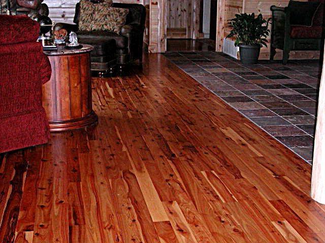 Australian cypress floor photos for Australian cypress flooring unfinished