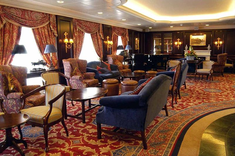 Pacific Princess Interior Photos
