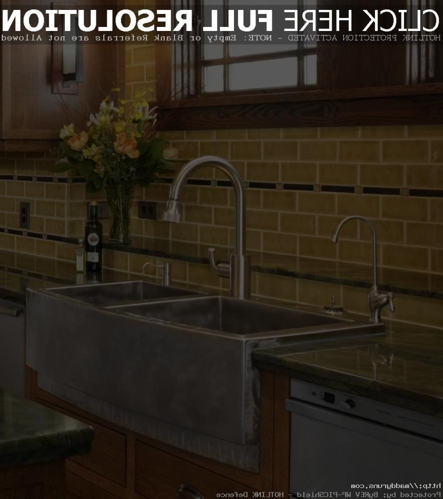 Kitchen:All About Ideas Exciting Stainless Steel Farm Sinks For...