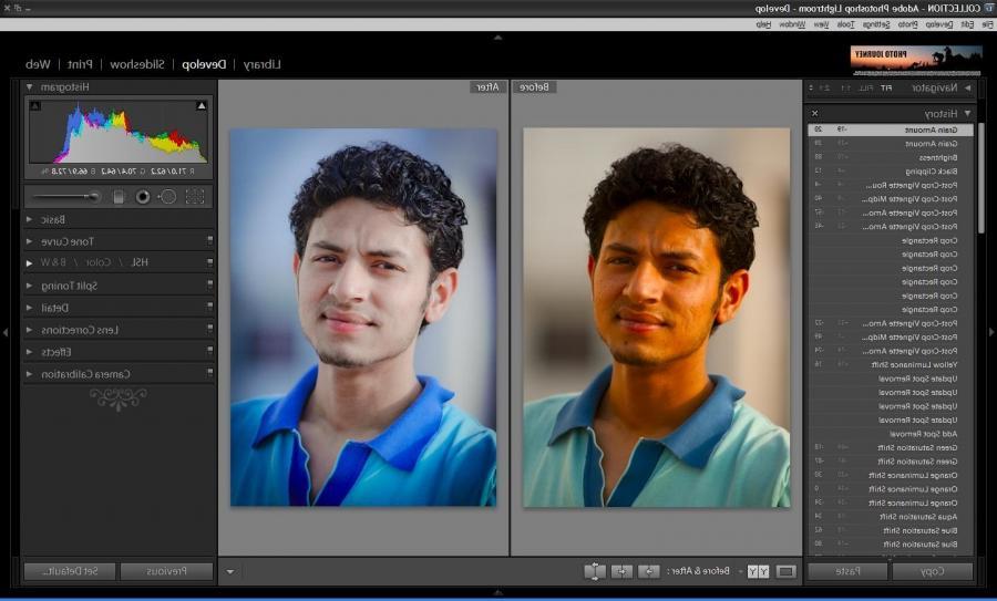 Online photoshop как сделать на