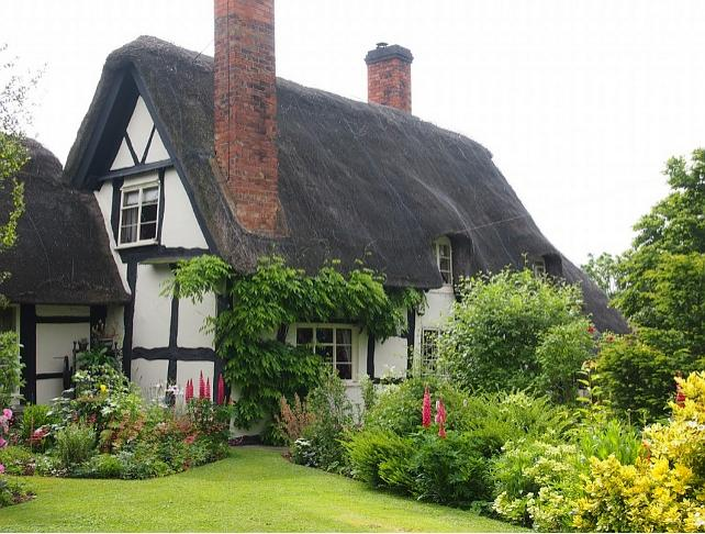Photos of english cottages