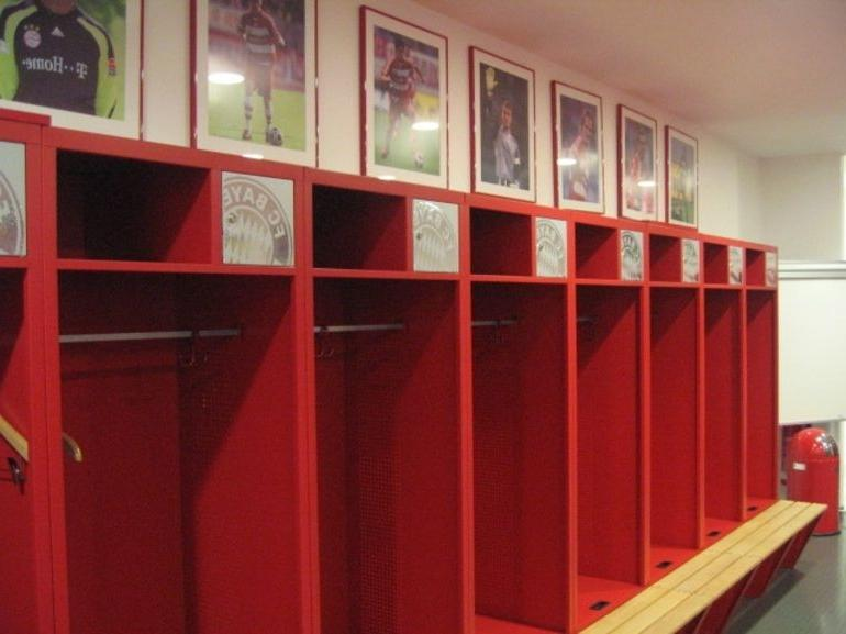 Changing room