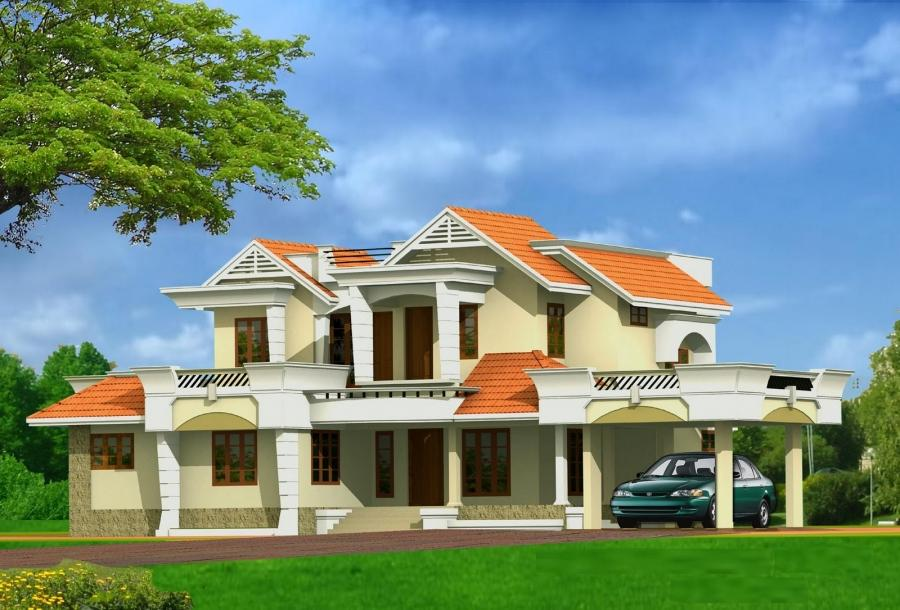 Residential house photos india for Residential house designs in india
