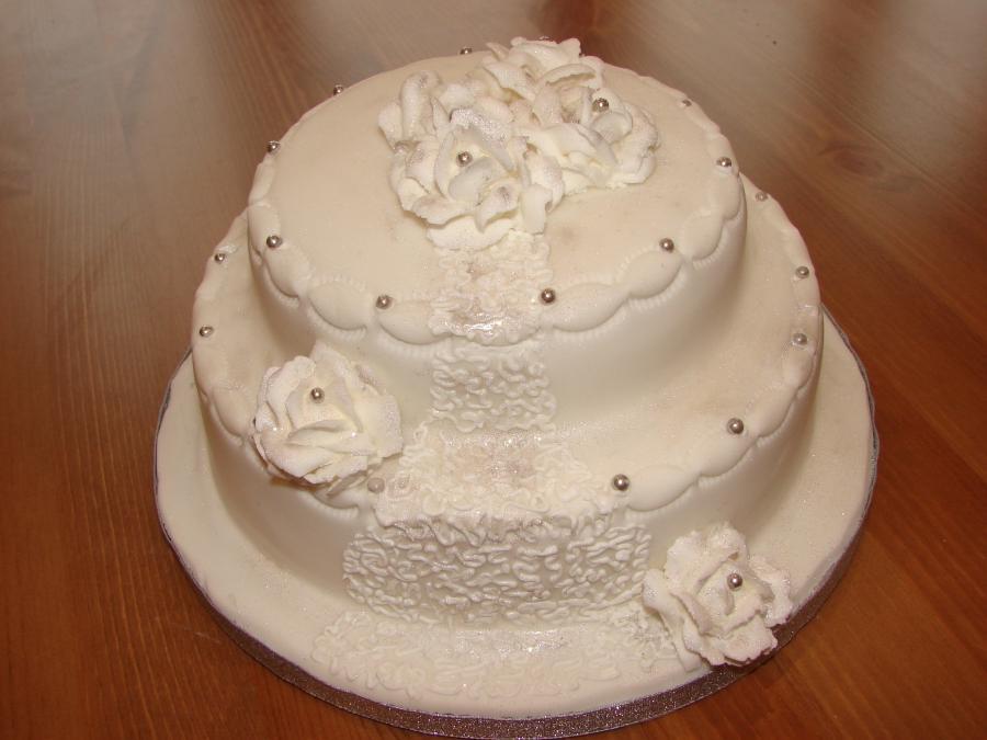 Edible photo cake decoration