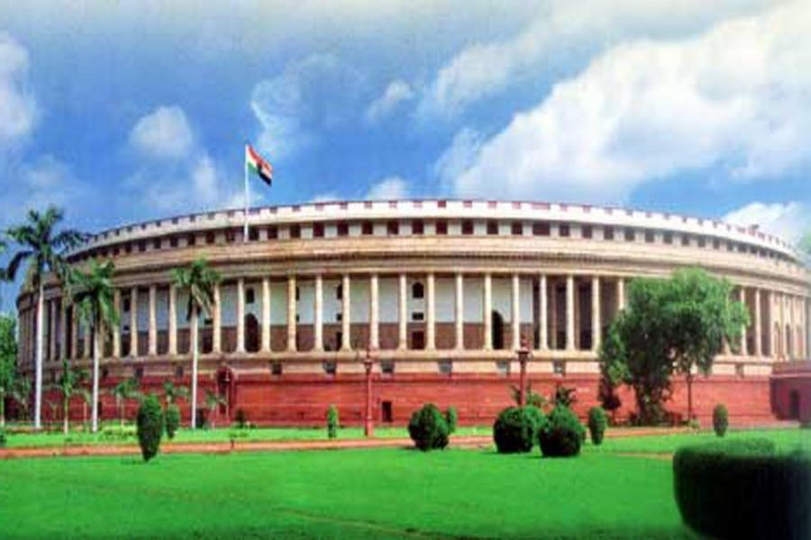 how to draw parliament house of india