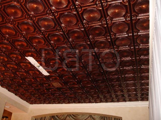 Antique Copper Ceiling Tiles - Ceiling Tiles By Us, Inc.