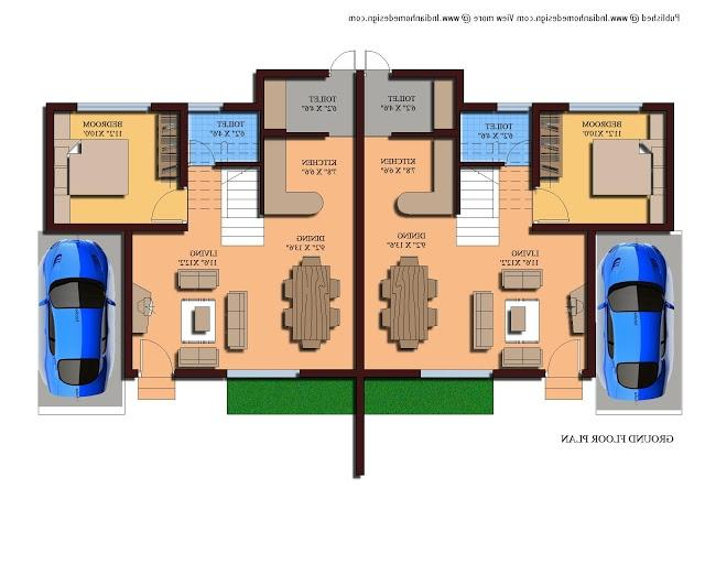 3 Bedroom House Plans Photos India