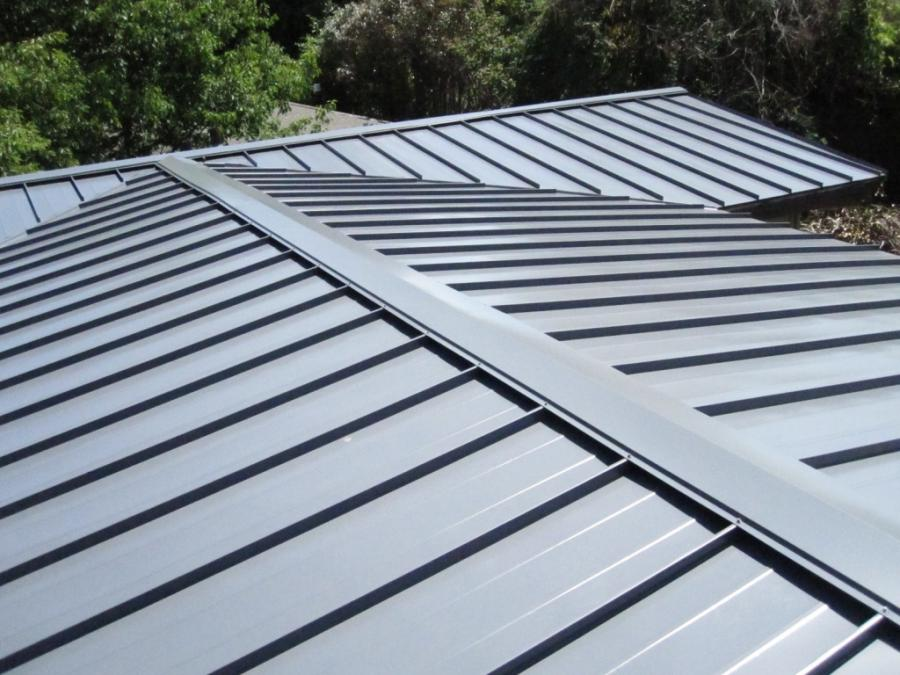 Metal Roofs Info Photos