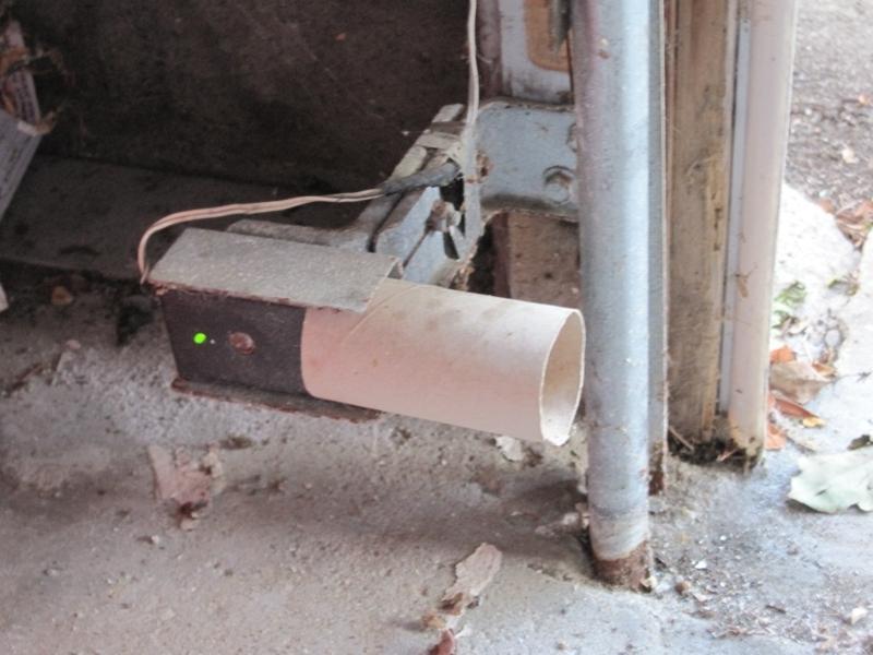 Garage Door Photo Eye Sensor