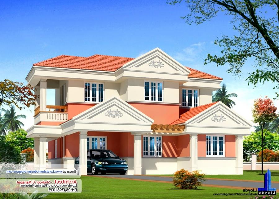 house plan and elevation kerala house plans with photos House...