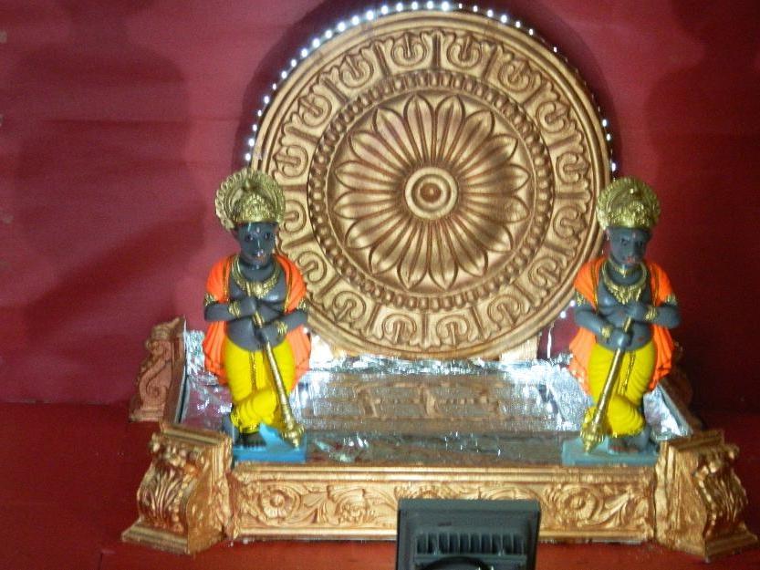 Wall Decoration Of Ganpati