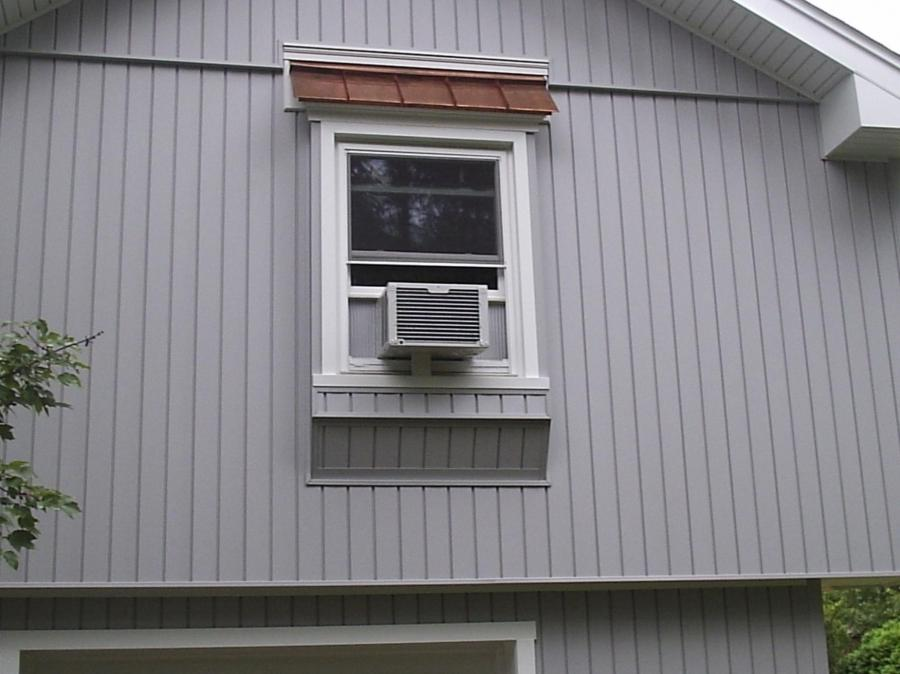Vinyl Vertical Siding Photos