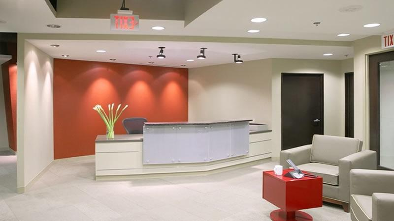 Corporate Interior Photos