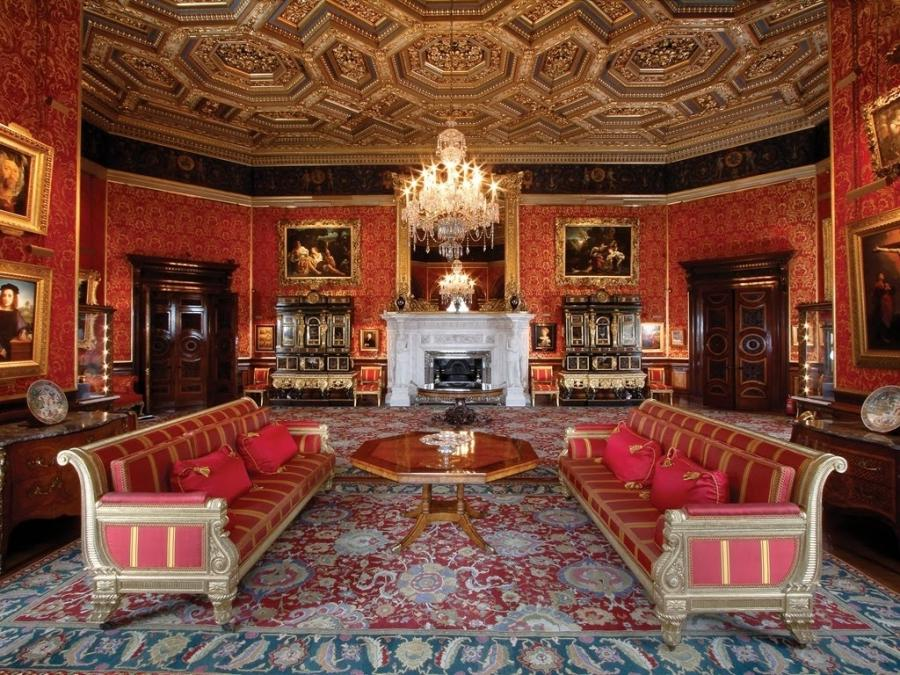 Windsor Castle Interior Photos