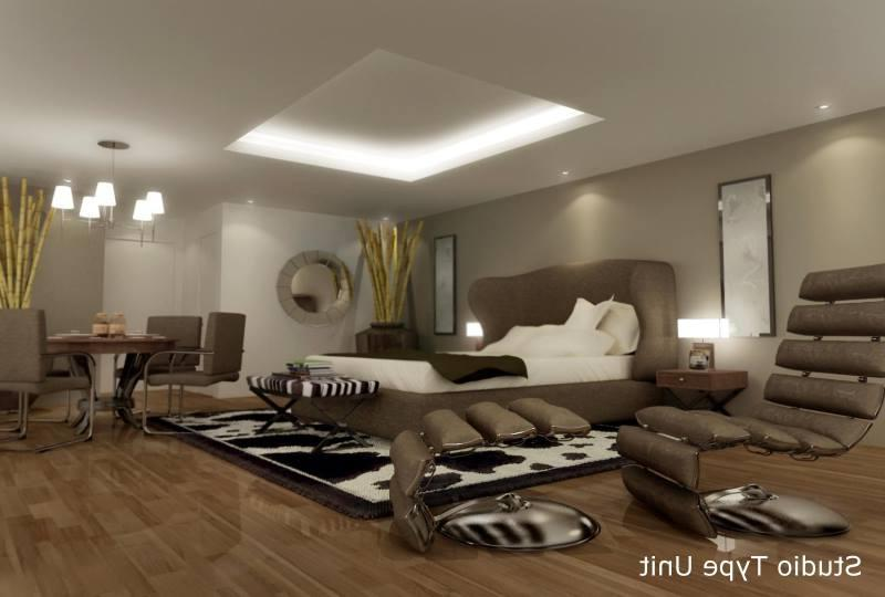 Condominium interior photos for Interior designs for condo units