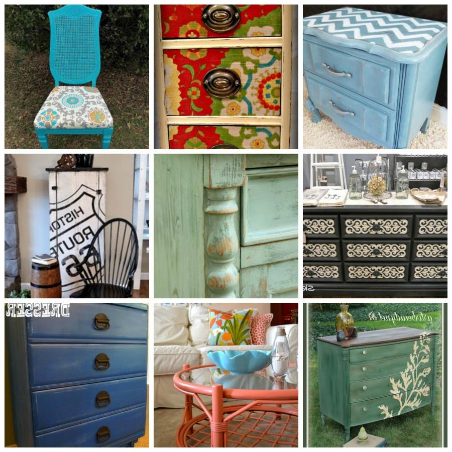 Decoupage Furniture Go To Image Page N Brag