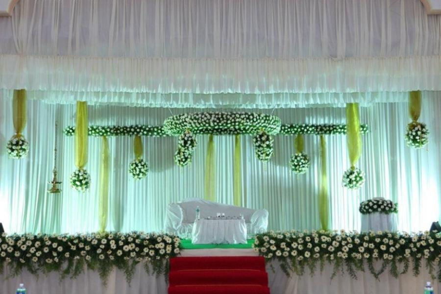 Christian marriage stage decoration photos - Decoration ideas trendseve ...