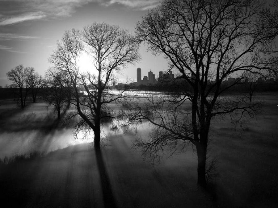 Paul Sokalu grand-prize winner in the cityu Trinity River Photo...