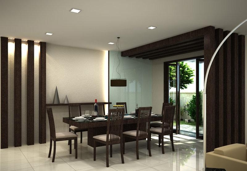 20 Modern Dining Room Design Ideas FURNISHism Source