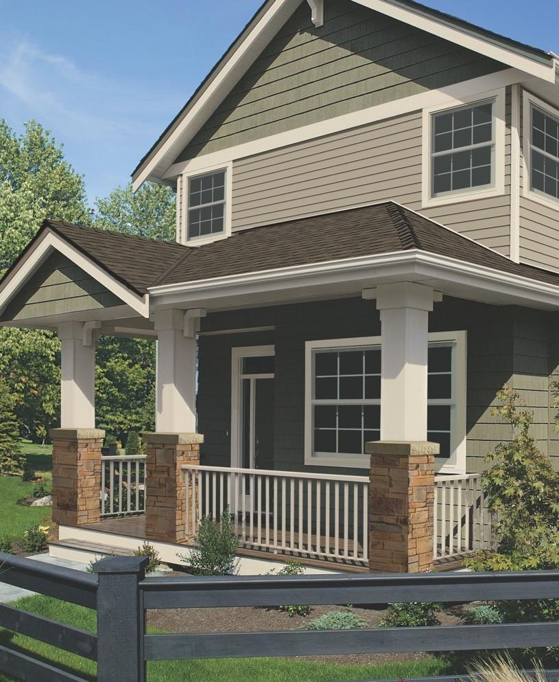 Siding Styles Photos