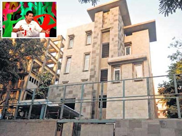 Sachin tendulkar new house in bandra photos Sachin tendulkar new house photos