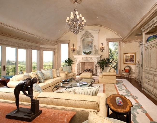 French Chateau Interior Photos