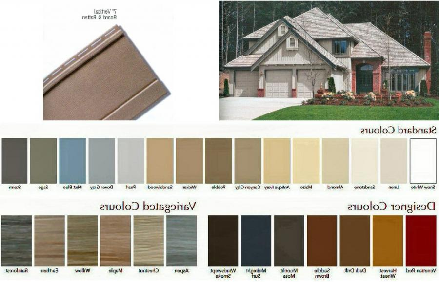 Gentek Vinyl Siding Photos