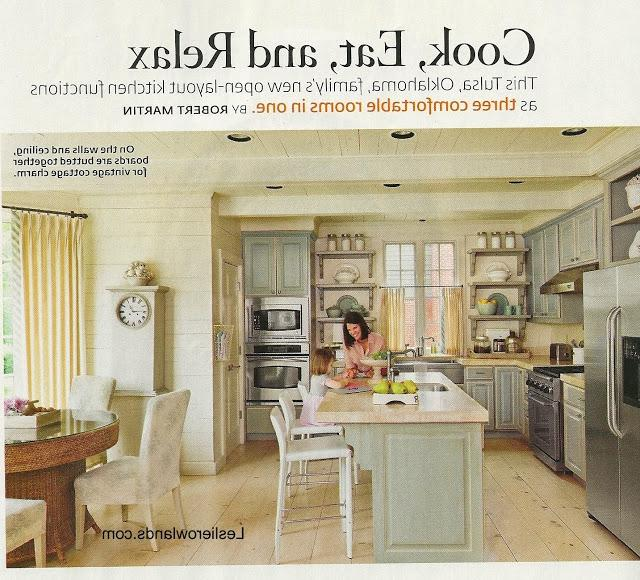 Southern Living Kitchen Photos