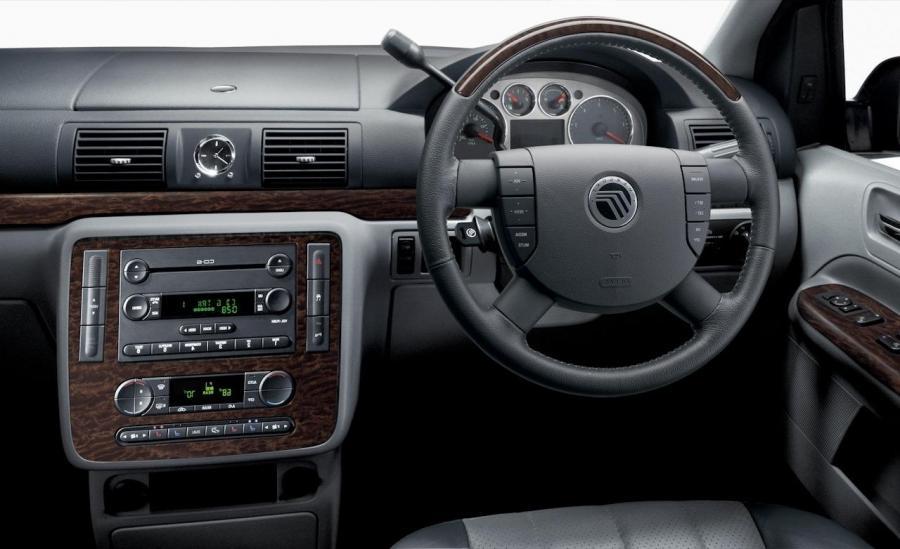 2006 mercury monterey interior