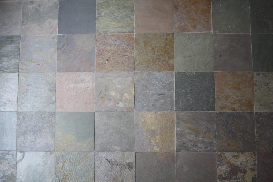 Slate Tile Photo