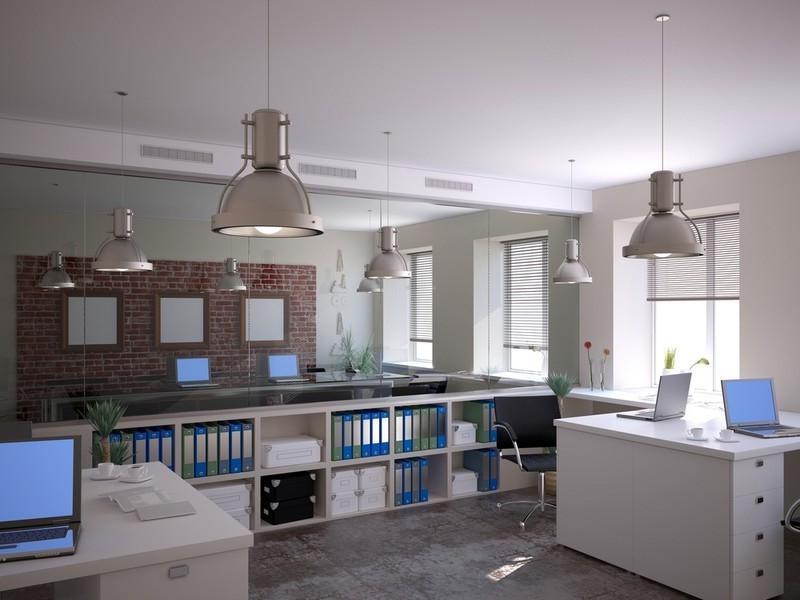 photos decoration de bureau. Black Bedroom Furniture Sets. Home Design Ideas