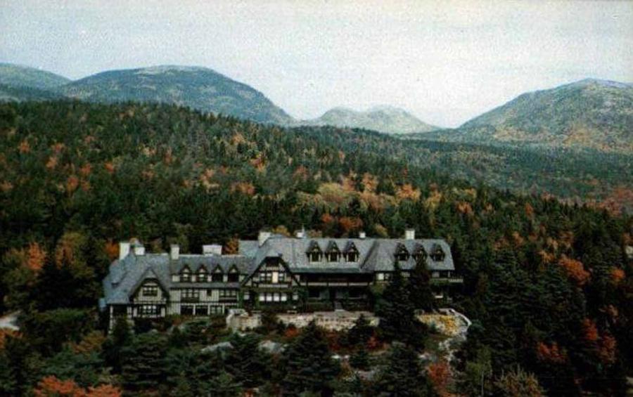 Rockefeller Cottage Historic Photo