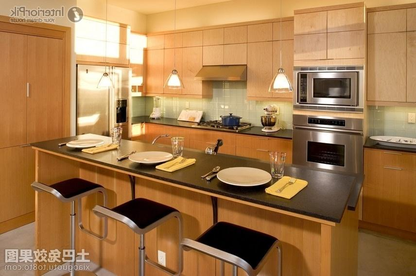 Chinese kitchen photo - Modern look kitchen cabinets pictures for maximum effect ...