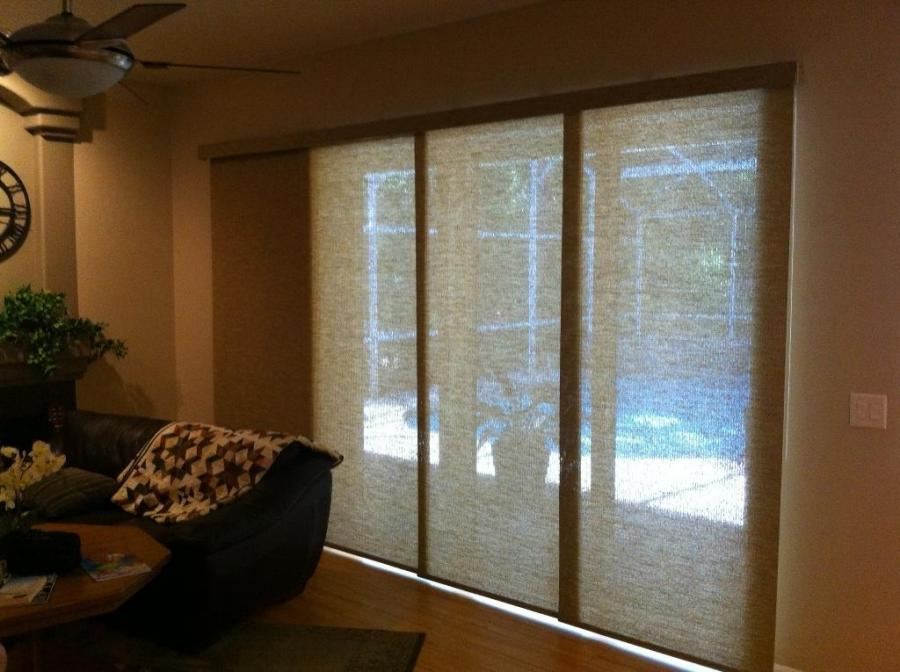 Window Treatments Sliding Patio Door : Sliding patio door window treatments photos