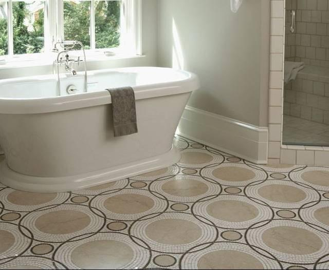 Bathroom Flooring Photos