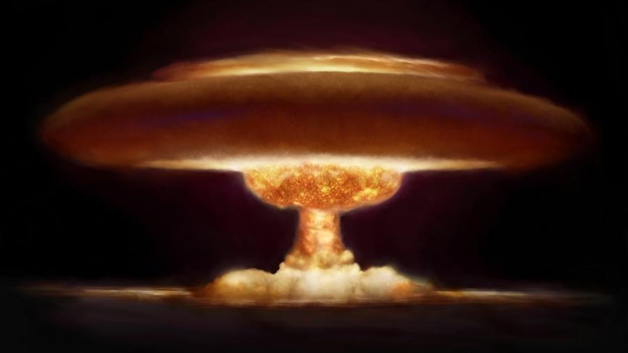Nuclear Mushroom Cloud Photos