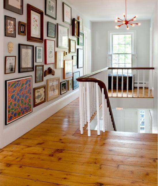 hallway decor ideas wooden flooring Hallway Layout Suggestions...